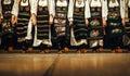 Legs of Serbian Folklore Royalty Free Stock Photo