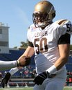 Lehigh lineman reed remington Stock Photography