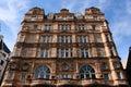 Leicester-Quadrat Stockfotografie