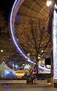 Leicester Square Christmas Fair Royalty Free Stock Photo