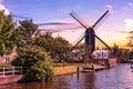 Leiden Inhouse City Windmill