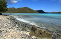 Leinster Bay in St John Royalty Free Stock Photo