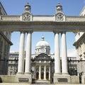Leinster House, Dublin Royalty Free Stock Photo