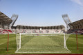 Lekhwiya sports stadium in doha abdullah bin khalifa qatar Stock Photos