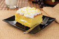Lemon cake Stock Images