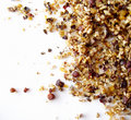 Lemon pepper seasoning Royalty Free Stock Photo