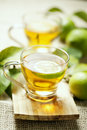 Lemon tea Royalty Free Stock Photography