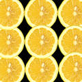 Lemon Zesty Slices Stock Photos