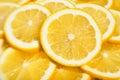 Lemons slices Royalty Free Stock Photo