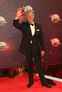 Len goodman arriving for strictly come dancing red carpet launch event held at elstree studios london picture by henry harris Stock Image