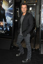 Len wiseman los angeles ca october at the los angeles premiere of ender s game at the tcl chinese theatre editorial use only � Royalty Free Stock Photo