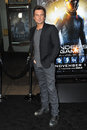 Len wiseman at the los angeles premiere of ender s game at the tcl chinese theatre october los angeles ca picture paul smith Stock Image