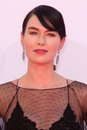 Lena headey at the primetime emmy awards arrivals nokia theater los angeles ca Royalty Free Stock Photos