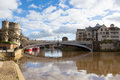 Lendal Bridge York UK On Stati...