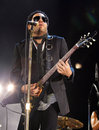 Lenny Kravitz CONCERT Royalty Free Stock Photos