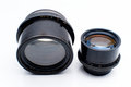 Lenses Stock Image