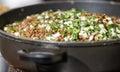 Lentil salad Royalty Free Stock Photo
