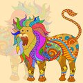 Leo Astrological Zodiac Sign Royalty Free Stock Photo