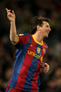 Leo Messi of Barcelona Royalty Free Stock Photo