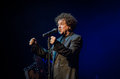 Leo sayer performing live in november Royalty Free Stock Photos