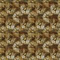 stock image of  leopard pattern design, watercolor jaguar illustration. wild animal skin seamless background.