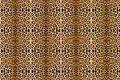 Leopard skin texture Royalty Free Stock Photo