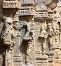 Lepakshi carvings
