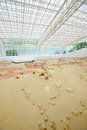 Lepenski vir serbia may world famous mesolithic archaeological excavations site on may is located on the bank of the Stock Image