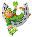 Leprechaun Royalty Free Stock Photo