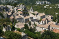 Les Baux de Provence village Royalty Free Stock Photo
