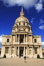 Les Invalides Stock Photos