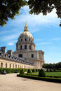 Les Invalides, Paris Lizenzfreie Stockfotos