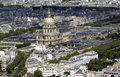 Les Invalides, Paris, France. Stock Photography