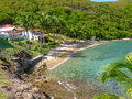 Les Saintes Guadeloupe Royalty Free Stock Photo