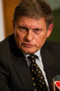 Leszek balcerowicz born january in lipno is a polish economist the former chairman of the national bank of poland and deputy prime Stock Images