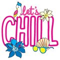 Let`s chill summer elements