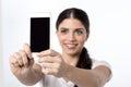 Let's take a selfie ! Royalty Free Stock Photo