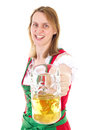 Let us clink our glasses at next oktoberfest Royalty Free Stock Photos
