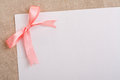 The letter with knot composition colored Royalty Free Stock Photography