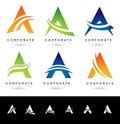 Letter A Logo Designs