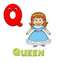 Letter Q Stock Images