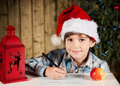 Letter to Santa Royalty Free Stock Photo