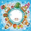 Letter to Santa series 1 Royalty Free Stock Photo