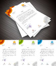 Letterhead Royalty Free Stock Photo