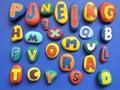 Letters pattern