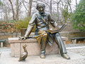 Lewis Carroll Statue Royalty Free Stock Photo