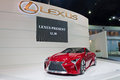 Lexus LF-LC Concept Stock Photo
