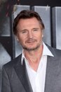 Liam Neeson Stock Photo