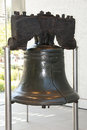 The liberty bell in philadelphia Royalty Free Stock Images