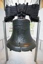 Liberty bell in philadelphia pennsylvania america Royalty Free Stock Image